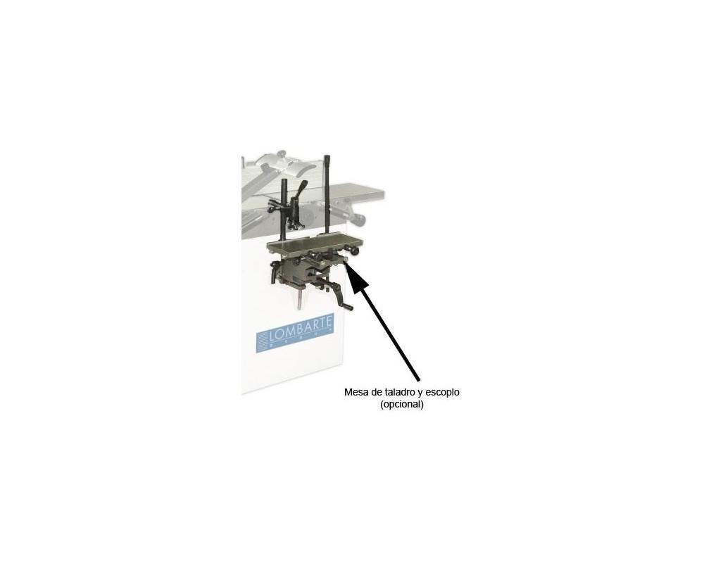 Mesa taladro y escoplo para C2-260 y C2-310