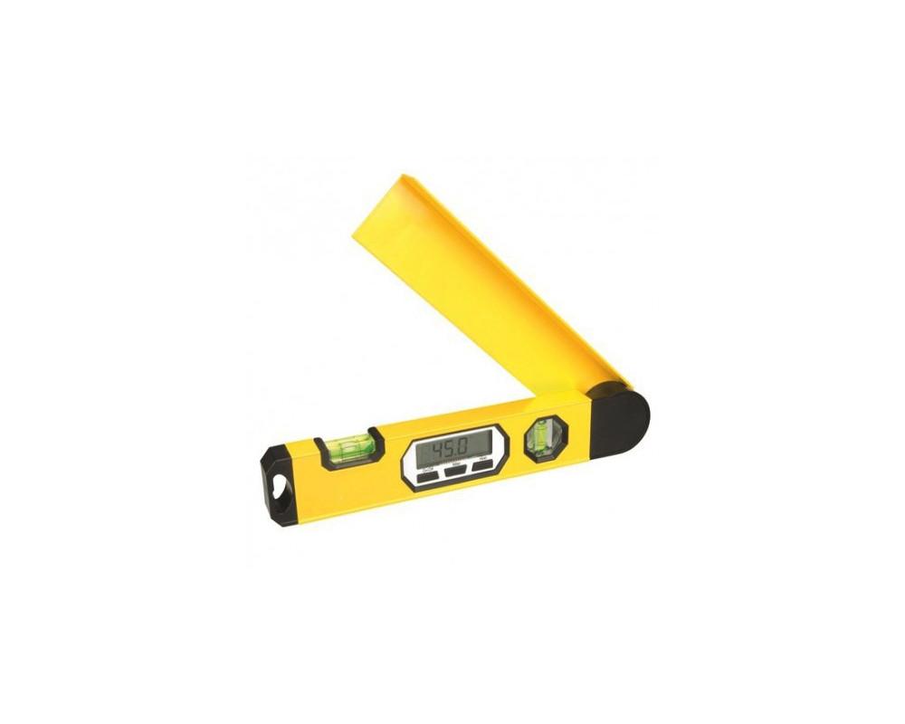 Nivel digital y angulómetro