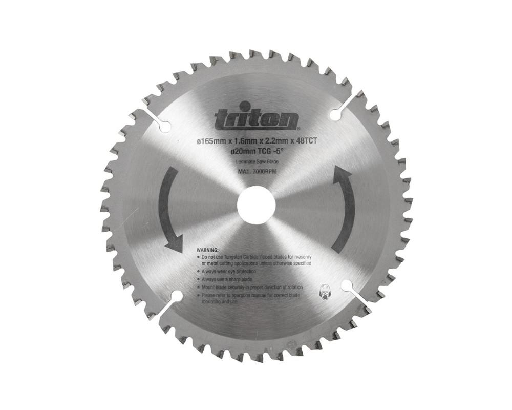 Sierra Ø 165 x 2,2/1,6 x 20 eje - Z48