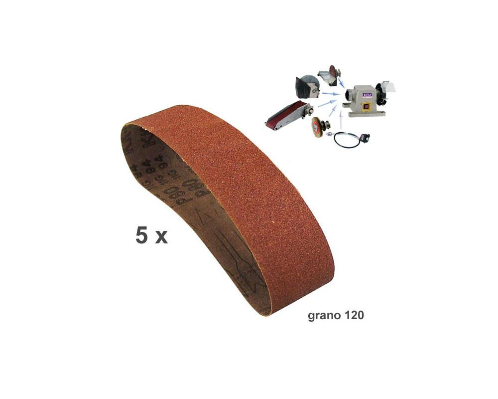 Pack 5 bandas RBG 150-M