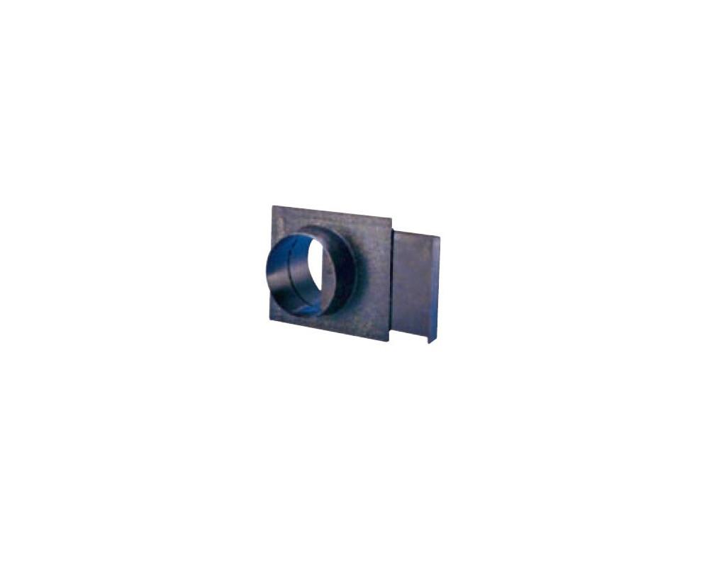 Guillotina para tubo 100 mm.