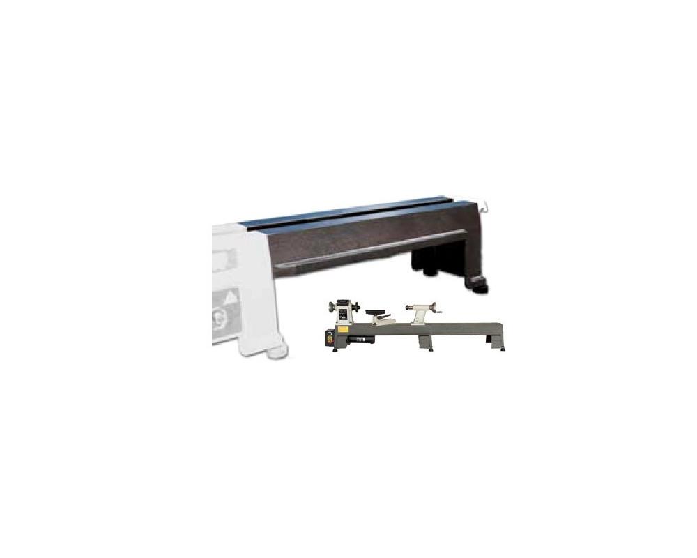 Alargo bancada hasta 1.120 mm. p/ tornos MC 1218 A y MC 1218 VDA