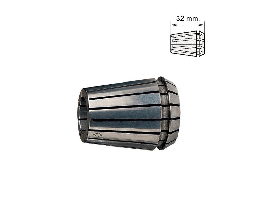 Pinzas ER-20 - Ø 3 a Ø 12,7