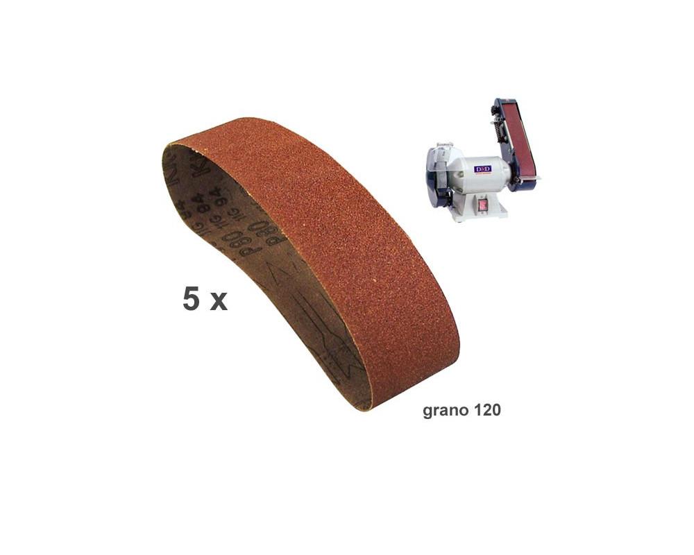 Pack 5 bandas RBG 150-686