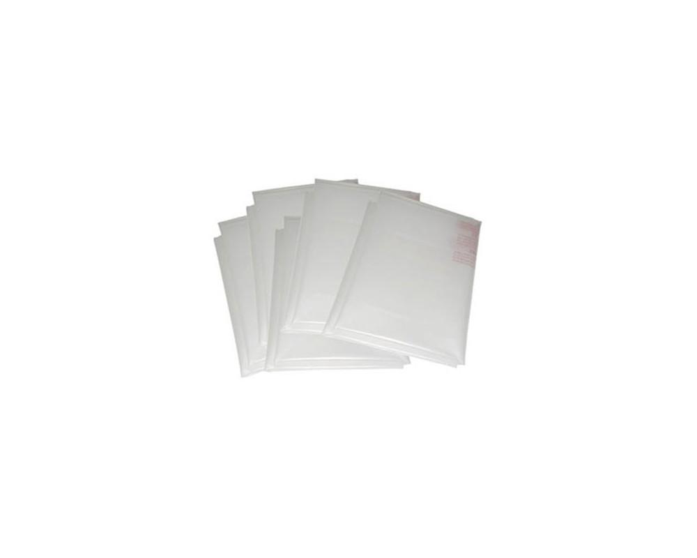 Pack 10 sacos plástico Ø 500 x 800 mm.